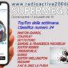 SuperMegaHits numero 24 – La TopTen dei brani più ascoltati della settimana