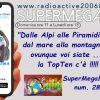 TopTen della settimana num. 28 – L'appuntamento della domenica H 11:00 con la Supermegahits